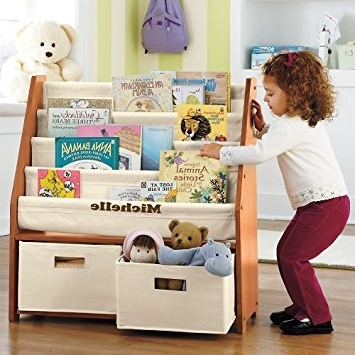 Featured Photo of Bookcases For Toddlers