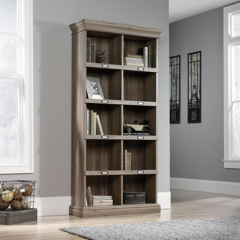 Best And Newest Furniture: Uniqe Sauder Bookcases For Living Room Ideas — Agisee Intended For Sauder Bookcases (View 2 of 15)