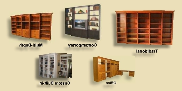 Best And Newest Home Library Shelving Systems Regarding Impressive 80+ Home Library Shelving Design Ideas Of Book Shelves (View 2 of 15)