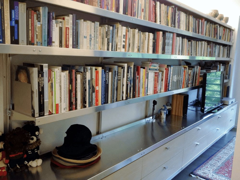 Best And Newest Home Library Shelving Systems With Home Library Shelving ⋆ Shelving Systemse Z Shelving Systems (View 5 of 15)