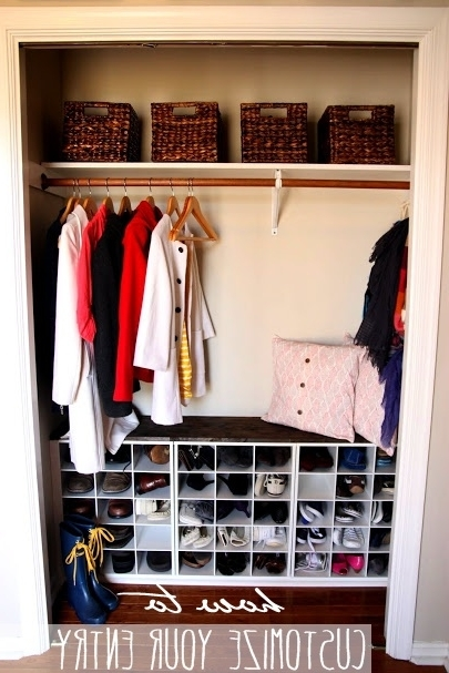 Best And Newest I Need To Make That Shoe Organizer For My Closet To Make A Neat Pertaining To Wardrobes Shoe Storages (View 2 of 15)