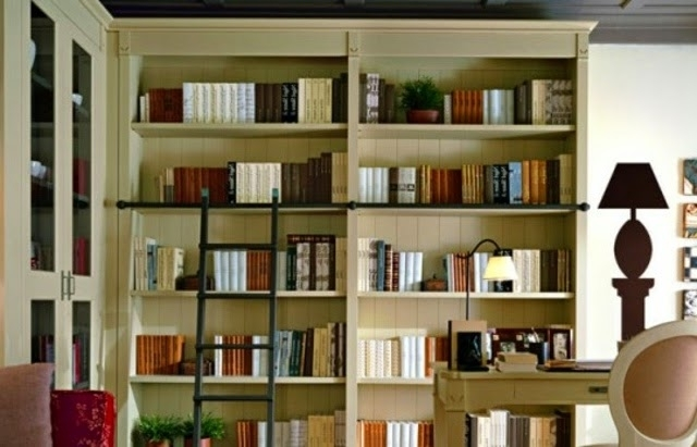Best And Newest Living Room Bookshelves And Shelving Units – 20 Elegant Ideas Regarding Classic Bookshelves Design (View 2 of 15)