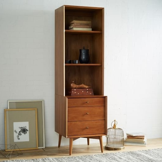 Featured Photo of Midcentury Bookcases