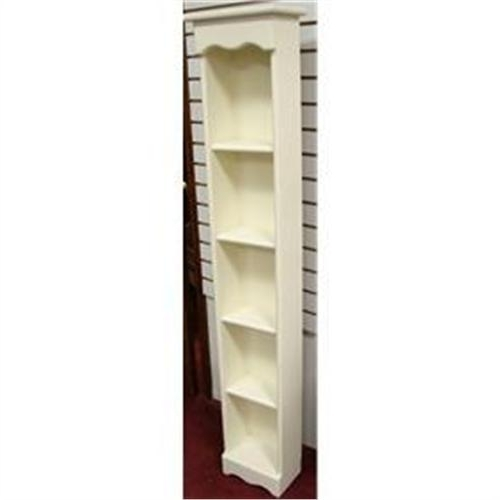 Best And Newest Narrow Bookcases Pertaining To Bookcases Ideas: Solid Wood Bookcases, Birch Bookcases, Unfinished (View 2 of 15)