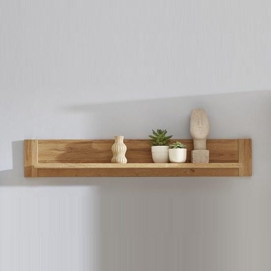 Featured Photo of Oak Wall Shelves
