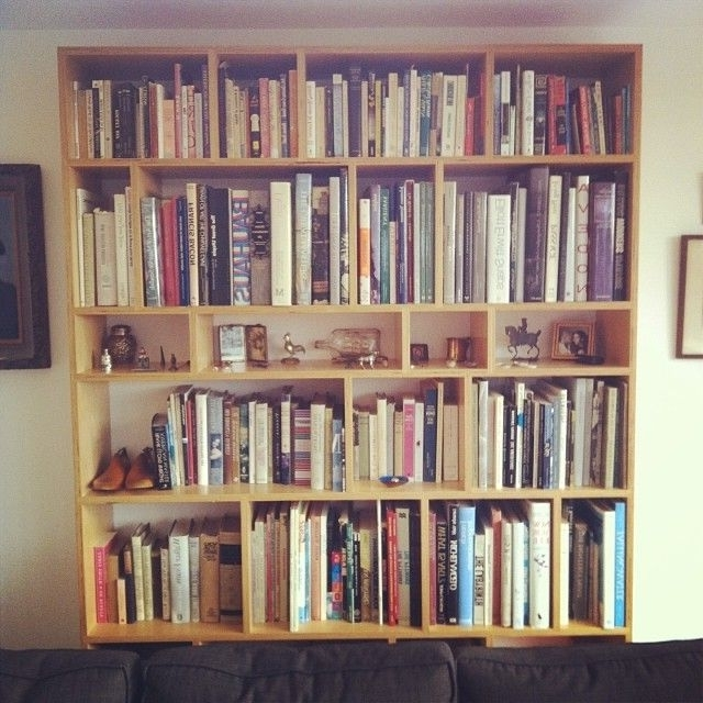 Best And Newest Plywood Bookcases Pertaining To 18 Best Kerf Bookcases And Book Shelves Images On Pinterest (View 1 of 15)