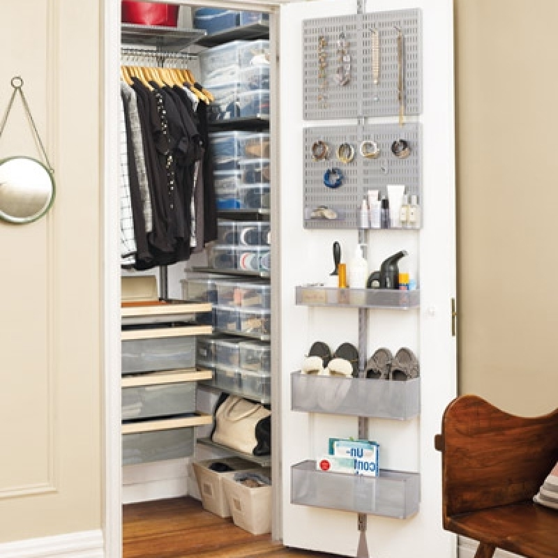 15 best collection of space saving wardrobes - Space saving closet ideas ...