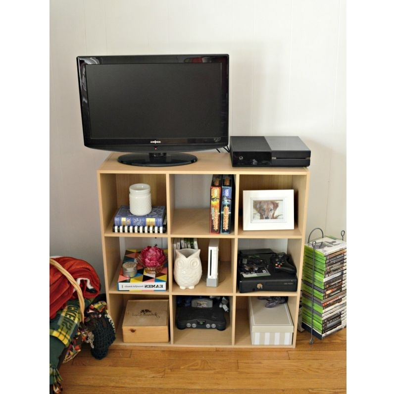 Best And Newest Tv Book Shelf For Using Bookshelves As Tv Stands Officefurniture Com Regarding Tv (Gallery 11 of 15)