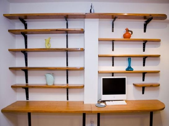 Best And Newest Wall Mounted Shelving Systems Uk To Use In Your Home (View 2 of 15)