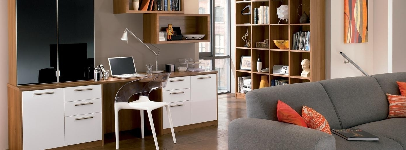 Featured Photo of Fitted Home Office Furniture