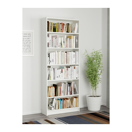 Billy Bookcase – White – Ikea Regarding Preferred Ikea Billy Bookcases (View 2 of 15)