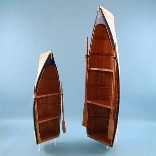 Boat Bookcases Pertaining To Most Recent 38 Boat Bookcase Furniture, Umbria Boat Bookcase (View 5 of 15)