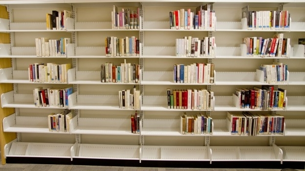 Book Shelving Systems With Best And Newest Residential Mobile Library Shelving Storage (View 4 of 15)