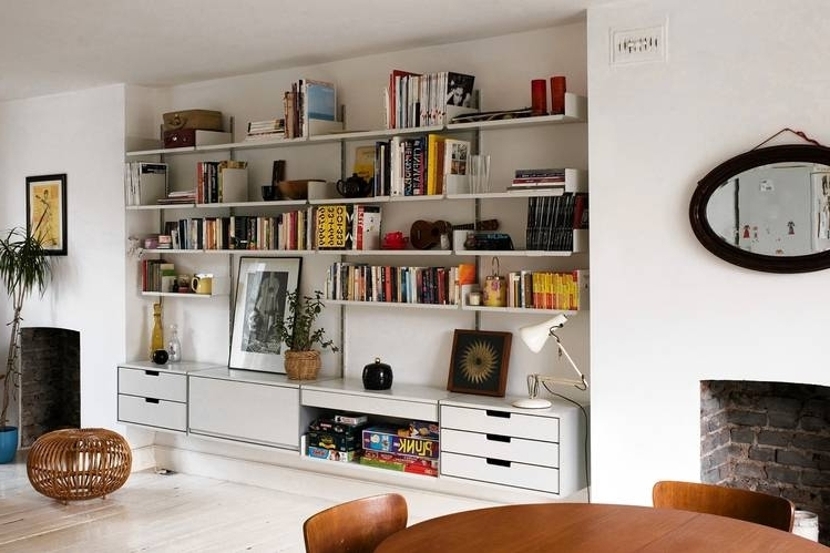 Book Shelving Systems With Regard To Well Liked The Search For The Ideal Shelves – Wsj (View 5 of 15)