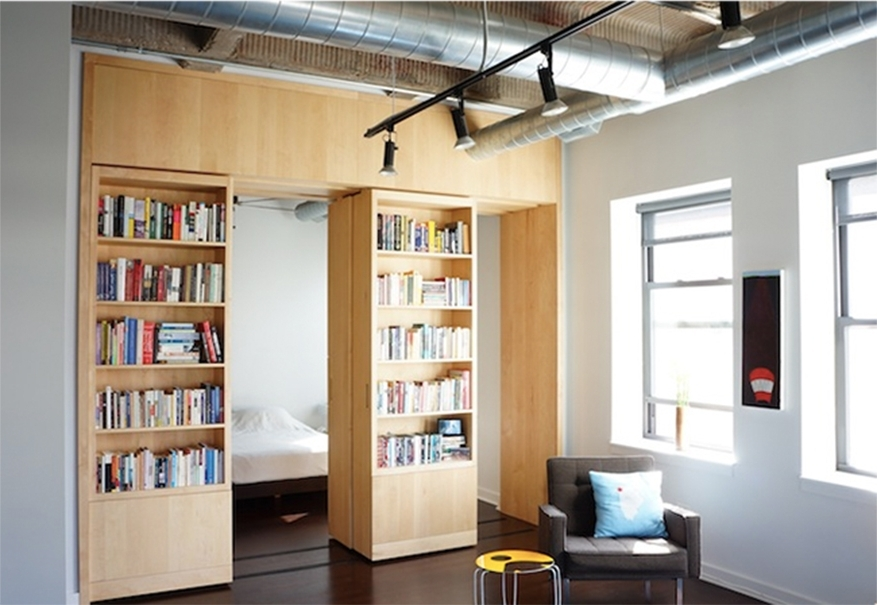 Bookcase: Amusing Freestanding Bookcase Wall Bookcase Partition Within Latest Freestanding Bookcases Wall (View 4 of 15)