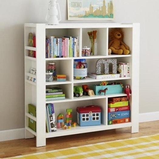 Bookcases For Toddlers, Diy Toy Storage Ideas Kids Bookshelf Intended For Most Up To Date Bookcases For Toddlers (View 8 of 15)