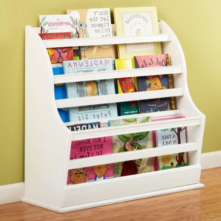 Bookcases For Toddlers Intended For Current Bookcases Ideas: Kids Bookcases – Free Shipping Wayfair (View 5 of 15)