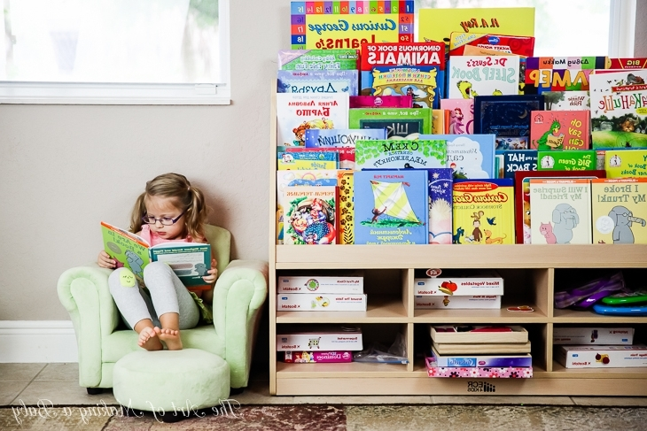 Bookcases For Toddlers Regarding Most Recent The Art Of Making A Baby Front Facing Bookshelves: Creating A (View 6 of 15)