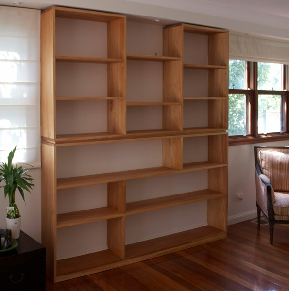 Bookcases Ideas: Affodable Choice Custom Made Bookcases Wall With Regard To Trendy Made Bookcases (View 6 of 15)
