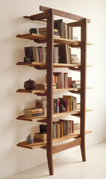 Bookcases Ideas: Affordable Leaning Bookcases Recomendation Regarding Most Popular Leaning Bookcases (View 4 of 15)