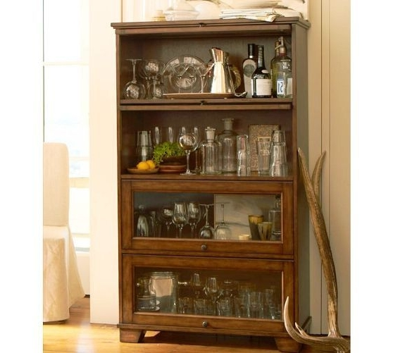 Bookcases Ideas: Barrister Bookcases Free Shipping Wayfair Regarding Latest Lawyer Bookcases (View 4 of 15)