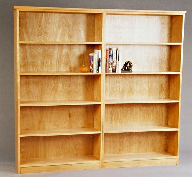 Featured Photo of Plywood Bookcases