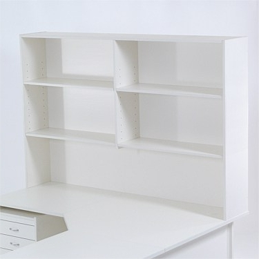 bookshelf bookcase white astounding silver riser charming desktop books and with shelf metal bookcases
