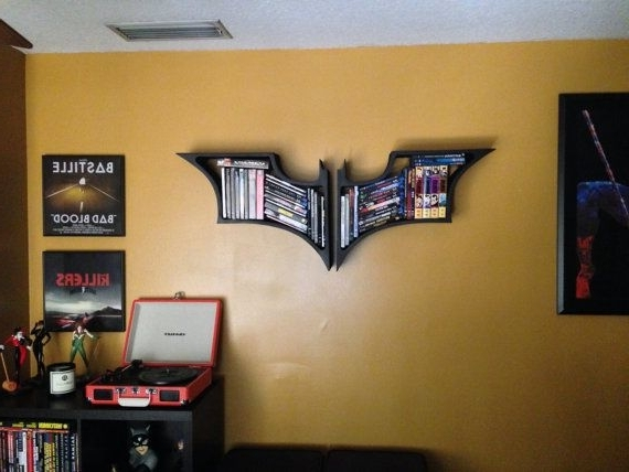 Bookshelf For Most Current Batman Bookcases (View 9 of 15)
