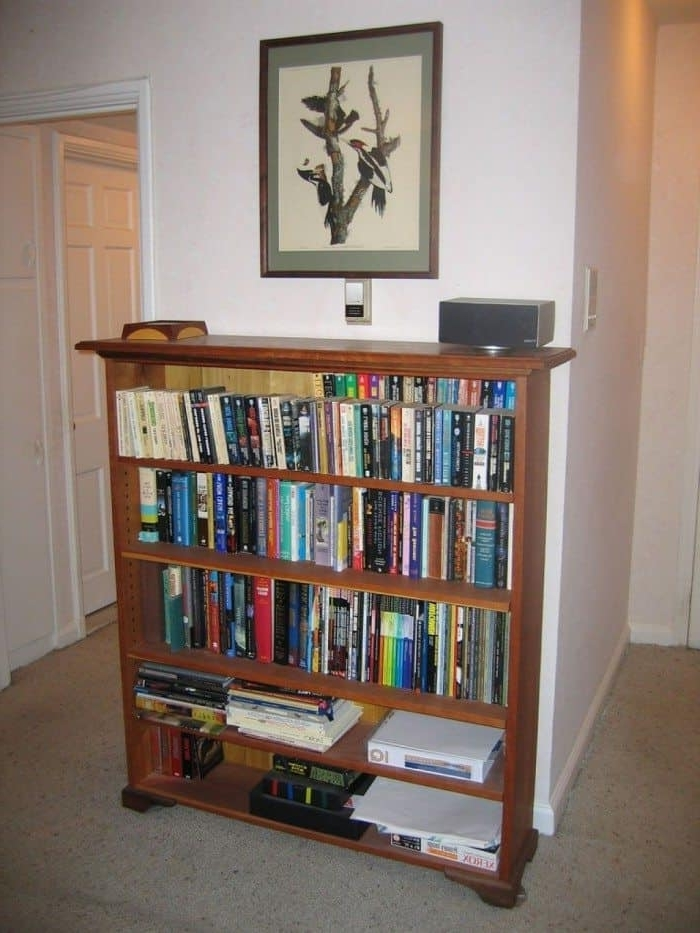 Bookshelves Handmade Intended For Current Simple Handmade Bookshelves – Create Your Handmade Bookshelves (View 6 of 15)