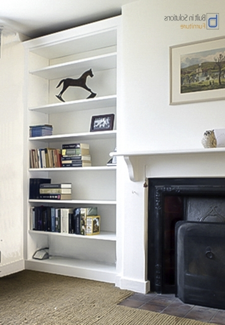 Built In Bookcases For Your Book Collection Regarding Most Current Alcove Bookcases (View 7 of 15)