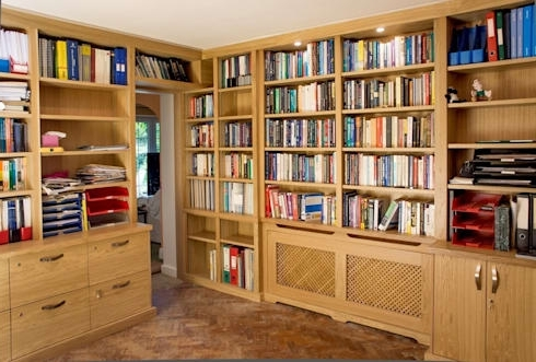 Built In Bookcasesbuilt In Solutions (View 6 of 15)