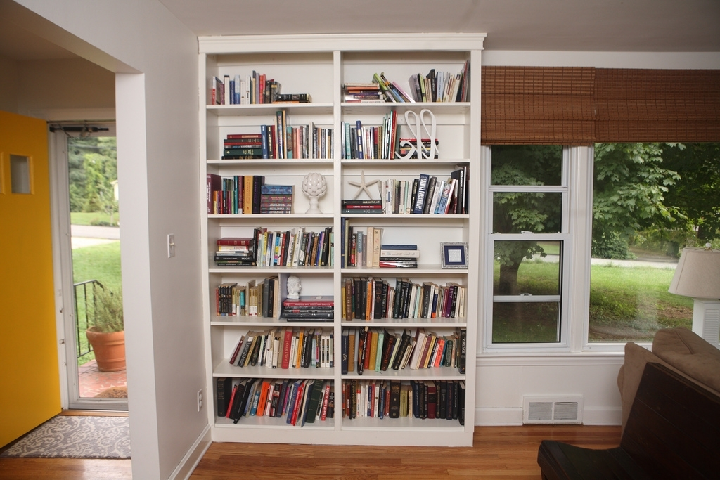 Built In Bookshelves Kits In Most Recent Ana White (View 3 of 15)