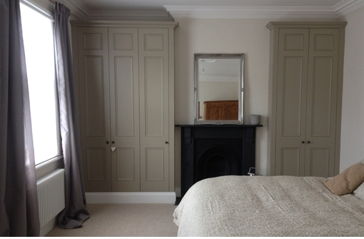 Built In Fitted Furniture Pertaining To Latest Alcove Wardrobes Designs (Gallery 10 of 15)