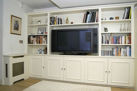 Built In Wall Units London W4, Ealing W5, Chelsea Sw3 Ceriba Pertaining To Trendy Fitted Wall Units Living Room (View 2 of 15)