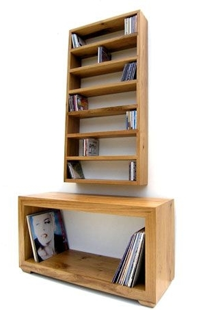 Cd Holder, Cd Racks And Shelving (View 14 of 15)