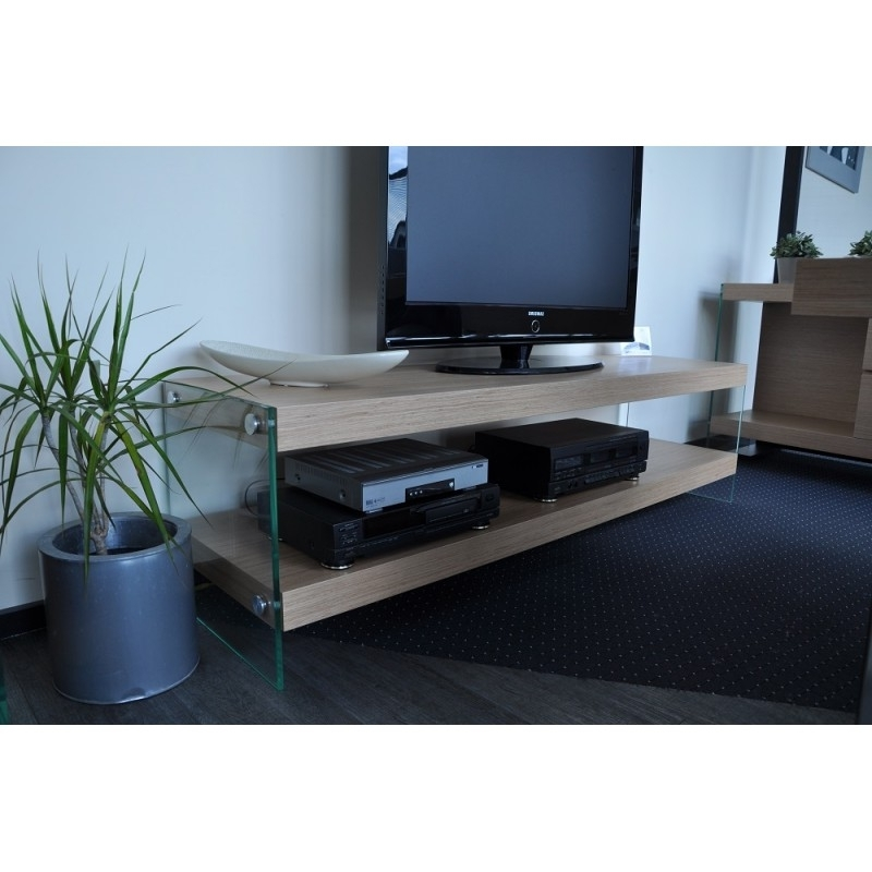 Central Bespoke Luxury Tv Stand – Tv Stands – Sena Home Furniture In Trendy Bespoke Tv Stands (View 4 of 15)