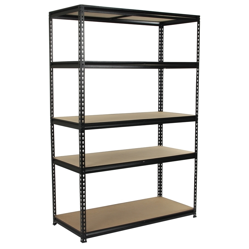 Cheap Shelving Units Inside Well Known Great Shelving Storage Units Garage Shelving Units Available From (Gallery 9 of 15)
