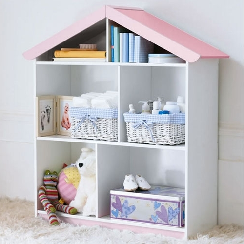Childrens Bookcases With Regard To Most Up To Date Bookcases Ideas: Most Cute Childrens Bookcases Wall Mounted (View 2 of 15)