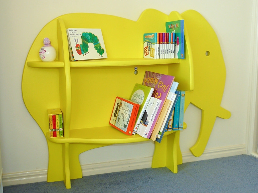 Children's Elephant Bookcase  Dagless @ Lumberjocks Intended For 2017 Childrens Bookcases (View 3 of 15)
