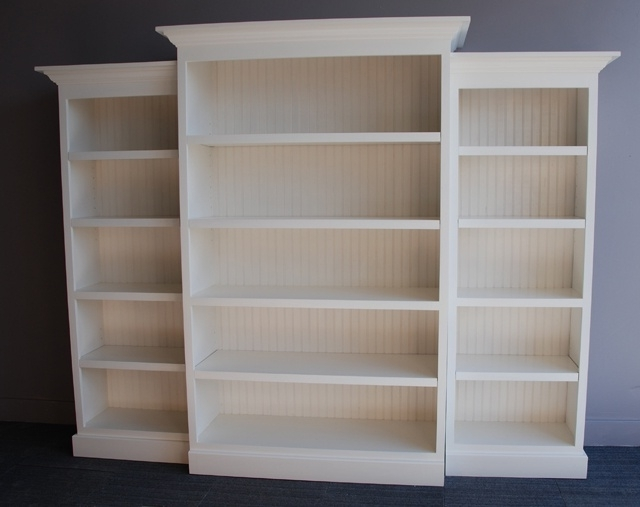 Classic Bookcase Wall Unit (View 3 of 15)