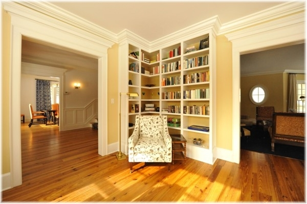 Classic Bookshelves With Regard To Recent Custom Design Built Ins Libraries, Book Shelves – Westchester Ny (View 6 of 15)