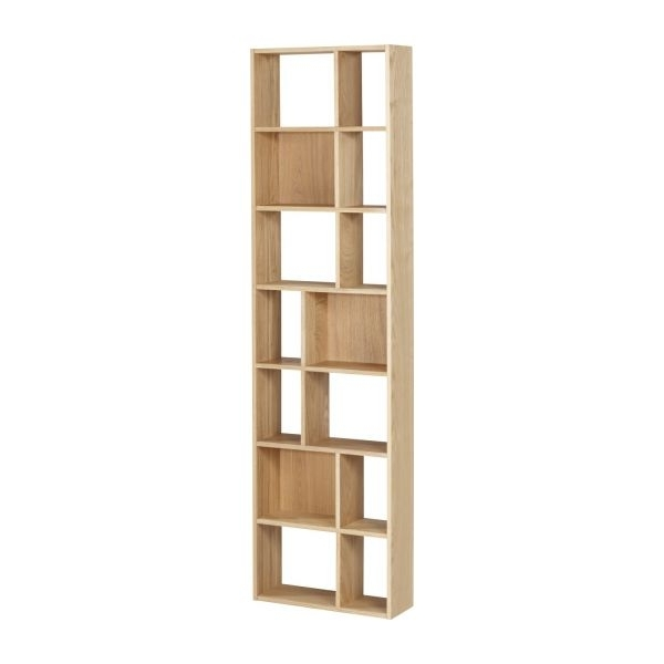 Cleo Shelves And Bookcases Natural Wood – Habitat Inside Well Known Small Bookcases (View 4 of 15)
