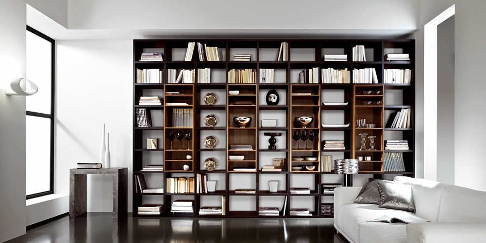 Contemporary Bookcases Inside Well Known 10 Contemporary Bookcase Decorating Ideasemma Sand (View 2 of 15)