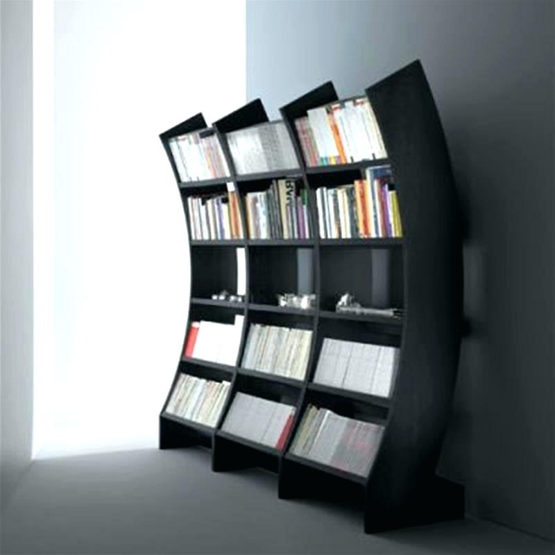 Contemporary Bookcases Intended For 2017 Modern Bookcases And Shelves Contemporary Bookcases Contemporary (View 4 of 15)