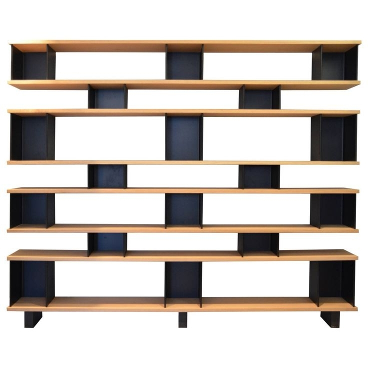 Contemporary With Contemporary Oak Shelving Units (View 7 of 15)