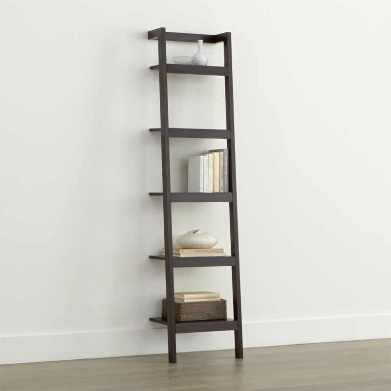 Crate And Barrel Bookcases Inside Preferred Crate And Barrel Bookshelf – Viverati (View 6 of 15)