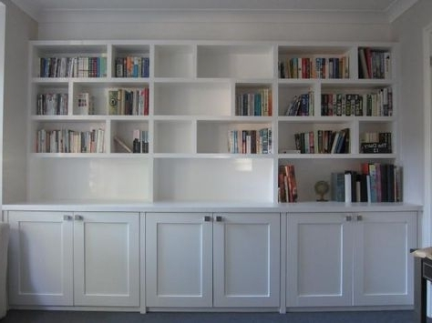 Cupboard, Floor Regarding Most Recently Released Bookcases With Cupboards (View 7 of 15)