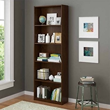 Featured Photo of Ameriwood 5 Shelf Bookcases