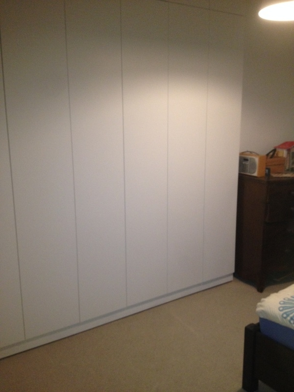 Current Bespoke Wardrobes And Fitted Wardrobes London – E5 Carpentry Throughout Bespoke Cupboards (View 6 of 15)