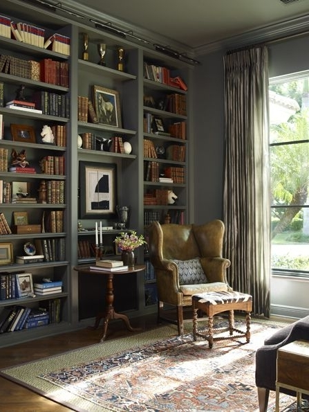 Current Best 25+ Painted Bookshelves Ideas On Pinterest (View 4 of 15)